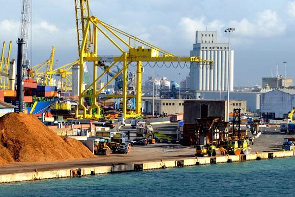 Mediterranean Sea Ports