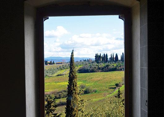 Agriparco Montespertoli, Tuscany, Italy (2014)