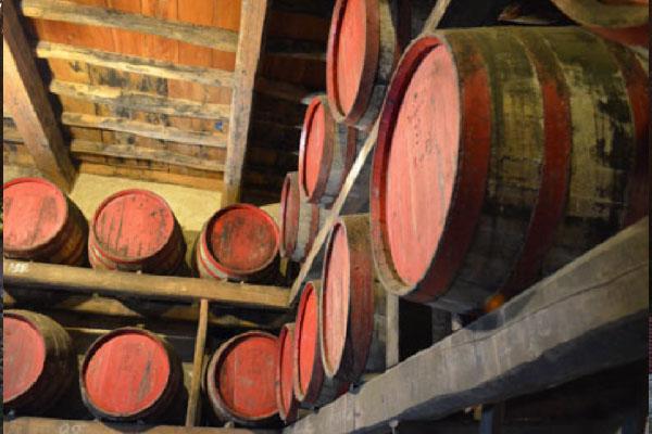 ANCI Toscana, Tuscany, Italy Barrels