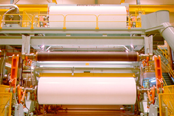 Industry Printing and paper manufacturing