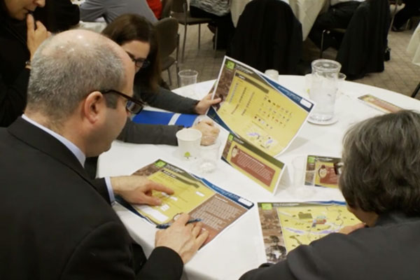 Participants descirbed that playing the Future Game enhanced their strategic decision making.