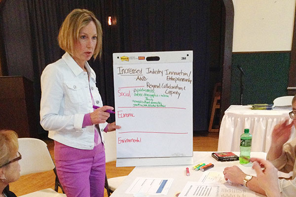 Future-iQ conducts Focus Groups in Kewaunee