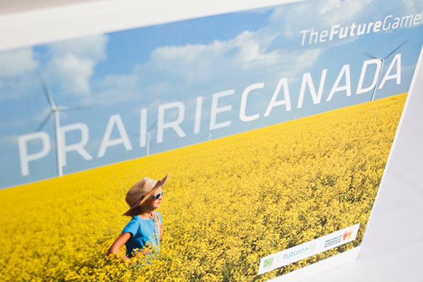 a unique version of The FutureGame – Prairie Canada