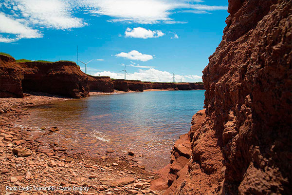 Prince Edward Island - Gulf of the St. Lawrence River