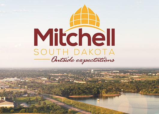 City of Mitchell, South Dakota, USA (2019)