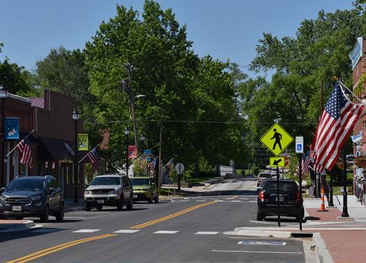 City of Smithville, Missouri, USA (2021)